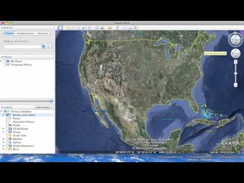 Turning off Layers in Google Earth.mov