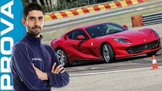 Ferrari 812 Superfast | 800 CV e 340 all'ora sulla V12 più veloce che c