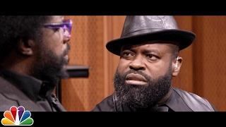 The Roots Reenact Bachelor Villain Corinne and Taylor