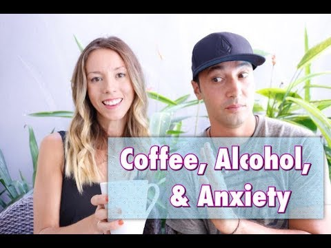 Coffee, Alcohol And Anxiety - What Every Warrior Must Know