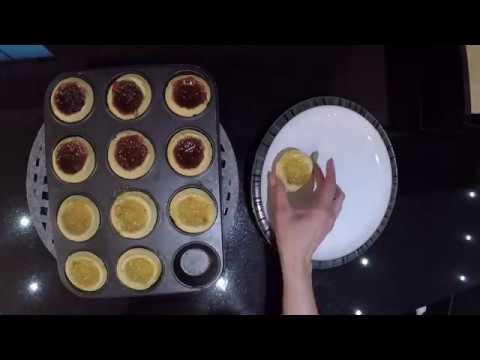 Simple Jam Tart Recipe