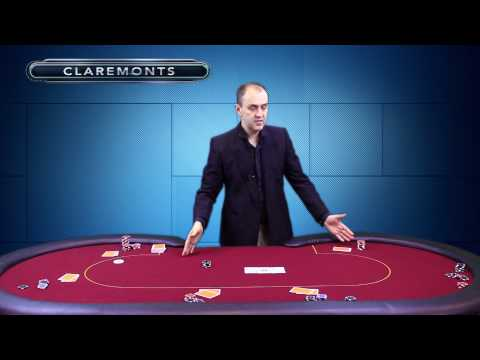 The Poker Hand Signals