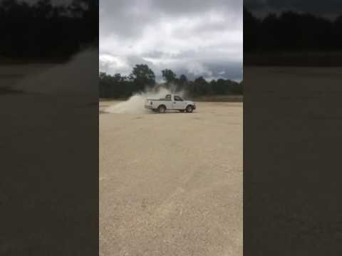 Lexxi Bree Learning to drive standard 1st drift