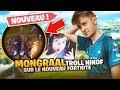MONGRAAL TROLL EN LIVE NIKOF SUR LE NOUVEAU FORTNITE