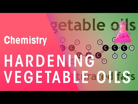 Hardening Vegetable Oils through Hydrogenation | Chemistry Journey | The Fuse School
