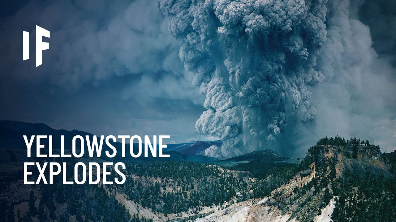 What If the Yellowstone Volcano Erupted Tomorrow?