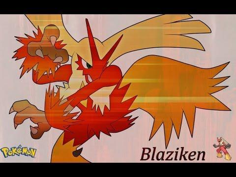 POKEMON X AND Y | ~EPIC BLAZIKEN SWEEP~