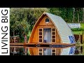 This Floating Tiny Cabin Is The Ultimate City Escape mp3