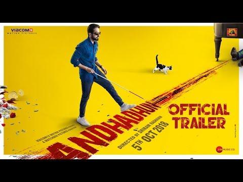 Xxx Mp4 AndhaDhun Official Trailer Tabu Ayushmann Khurrana Radhika Apte 5th October 3gp Sex