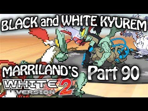 Pokemon White 2, Part 90: Black/White Kyurem