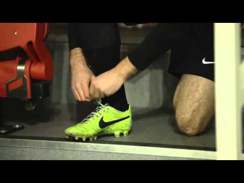 Nike Academy: Darren and Doriano On Trial