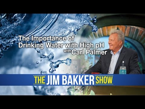 The Importance of Drinking Water with High PH