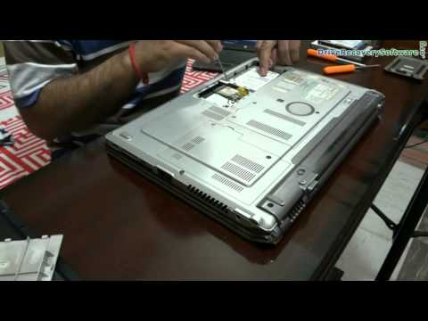 Replace Laptop hard drive if in case hard drive crashed