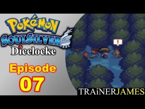 Ilex Forest is a Bit Farfetch'd! | Ep. 07 - Pokemon SoulSilver Dicelocke Nuzlocke