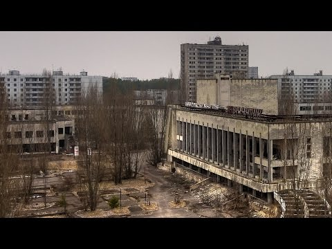 10 Most Abandoned Places in the World