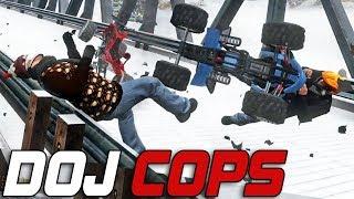 Dept. of Justice Cops #368 - ATV Snow Fails (Criminal)