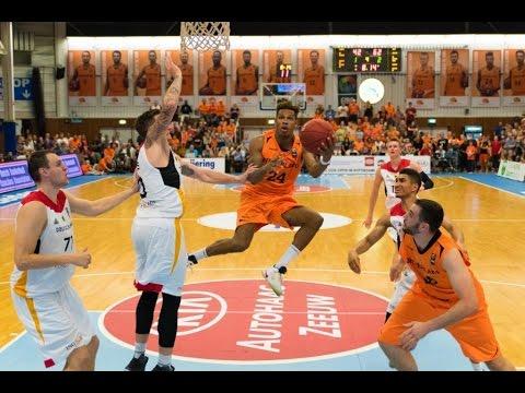 JESSEY VOORN - Highlights FIBA European Qualifiers & Dutch Basketball League - Basketball Mixtape