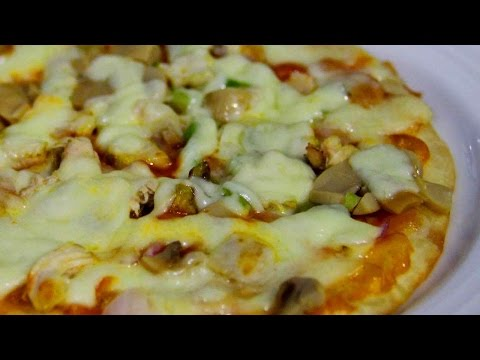 How To Make A Delicious Rice Cooker Pizza - DIY Food & Drinks Tutorial - Guidecentral