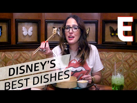 Where To Eat At Disney's Magic Kingdom - Consumed