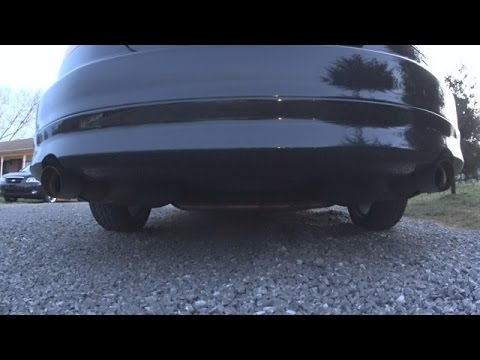 2004 Honda Accord Coupe V6 with Injen Cold Air Intake Sound/Exhaust Rev