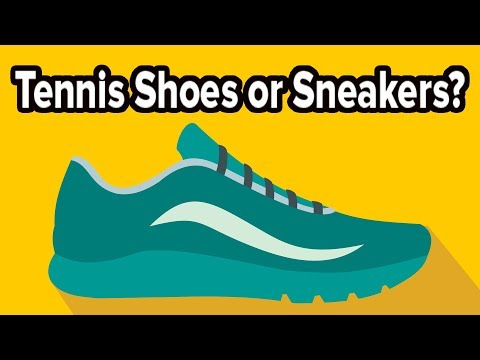 Tennis Shoes vs. Sneakers? What Different Things Are Called, Based on U.S. Region