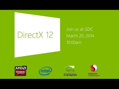 Atualizando DirectX 12 no Windows 10