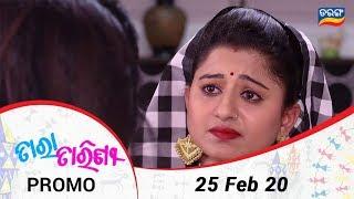 Tara Tarini | 25 Feb 20 | Promo | Odia Serial – TarangTV