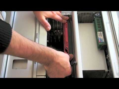 Mac Pro ATI Radeon HD 5770 Graphics Card Installation