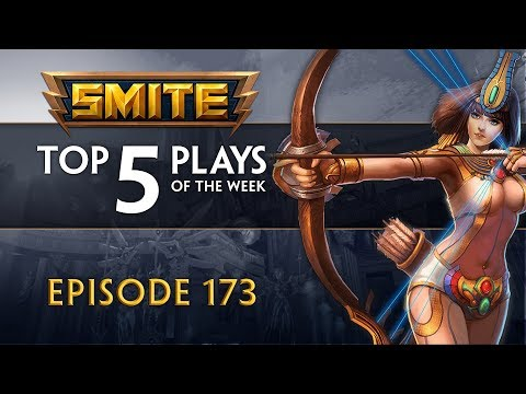 SMITE - Top 5 Plays #173