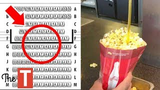 10 Dark Secrets Movie Theatres Don