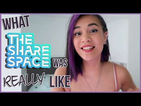 WHAT THE SHARESPACE WAS REALLY LIKE