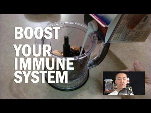 Immune Boosting Smoothies - Immune System Boosting Foods