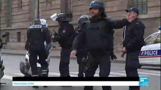 Paris: Overview of Louvre Museum attempted machete attack