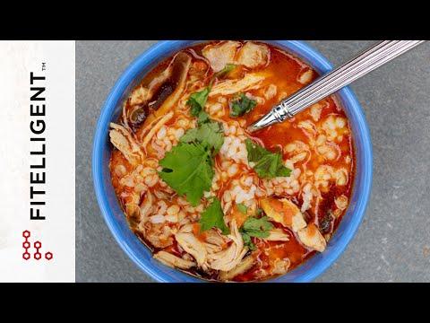 [Fitelligent] Super Tasty Thai Curry Chicken Soup