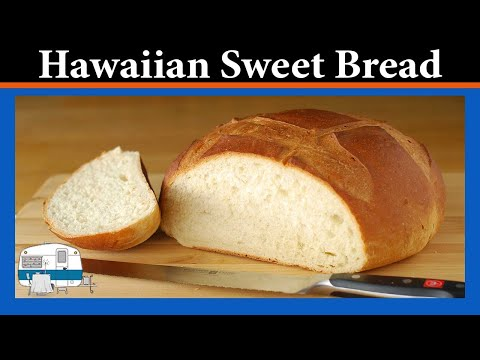 How to make Hawaiian Sweet Bread