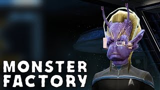 Yoba Skywalker Starwars goes to infinity and beyond | Monster Factory