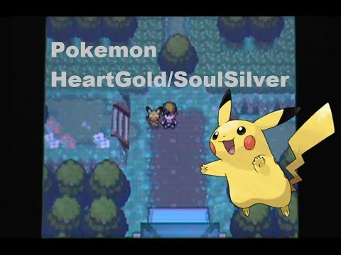 Pokemon HeartGold/SoulSilver - How to catch a Pikachu