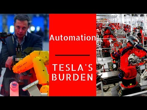 Elon Musk - The Problem with Over Automation | Tesla's Burden