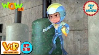 Vir: The Robot Boy - The electrical transformer - As Seen On HungamaTV - IN ENGLISH
