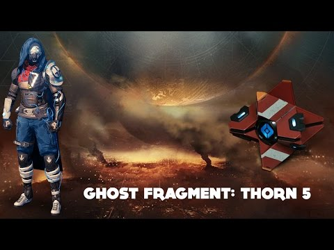 Ghost Fragment: Thorn 5 (Destiny Dead Ghost Age of Triumph)