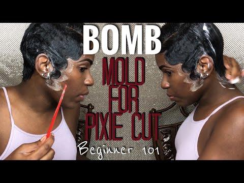BOMB Mold for Pixie Cut   Part 1   Beginner 101   iDESIGN8