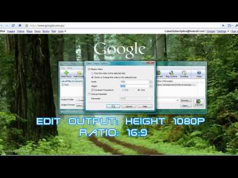 Prism Video Converter (Free) - Convert Large AVI. Files to Smaller WMV. Files