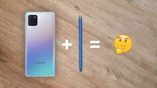 Why the S-Pen Makes the Difference in Galaxy Note 10 Lite