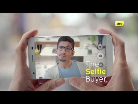 Idea 4G Smartphone Cashback Offer S3