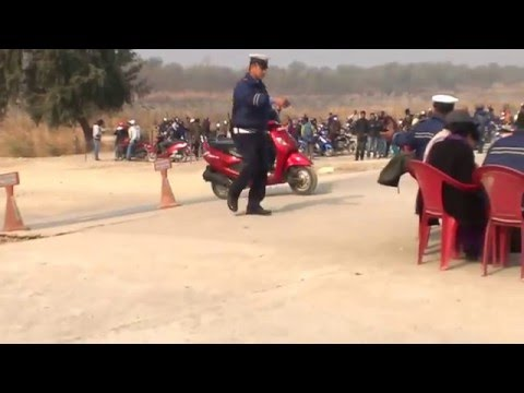 How to take motorbike license in Nepal 2016 /2017 How to get license in Butwal.