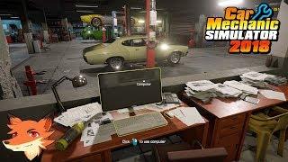 Car Mechanic Simulator 2018 [FR] Ta voiture est en miette? Viens au garage du renard !