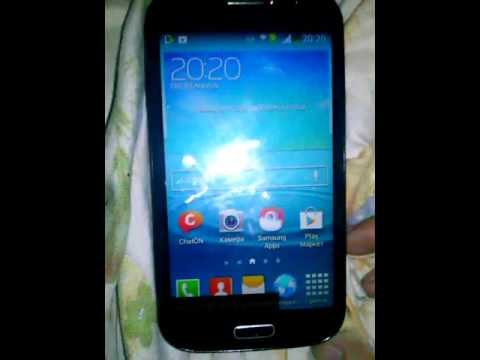 Samsung Galaxy Grand Duos - SAFE MODE (безопасный режим)