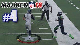 THE GAME SCREWS ME! | Madden 18 | Career Mode #4