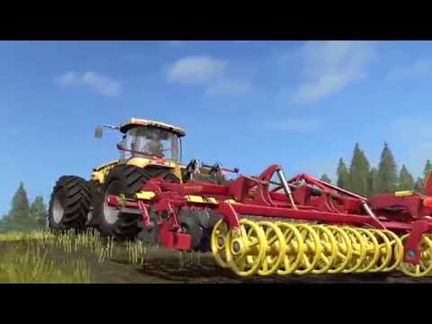 Farming Simulator 17 | From seed to harvest