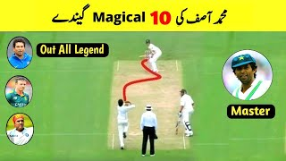 Top 10 Magical Deliveries by Muhammad Asif